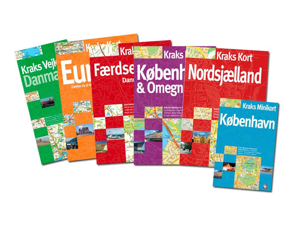 cover omslag til kraks bøger