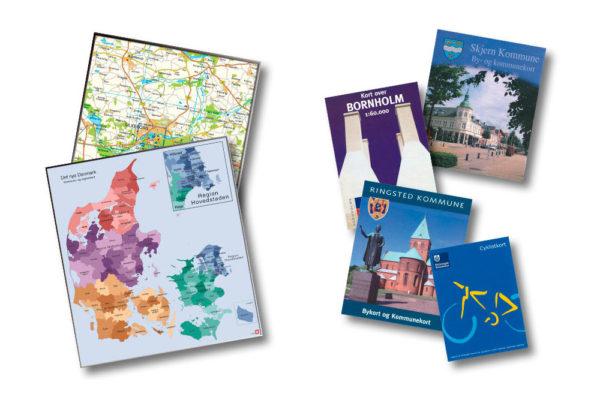 Design og layout af posters og brochures